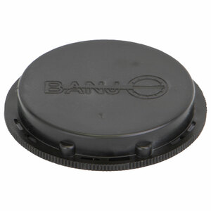 Banjo 2 in. NPT IBC Caps