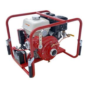 C.E.T. 11 HP Honda-Powered High Volume Pump w/ Electric Start