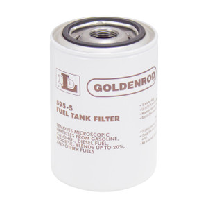 Goldenrod 595 Series Standard Filter Replacement Canister -10 Micron