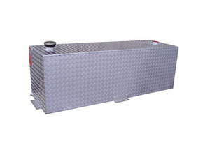 77 Gallon DOT Aluminum Rectangle Refueling Tank