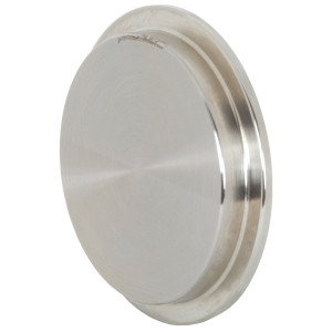 Dixon Sanitary 16AI-14I Series 304 Stainless Male I-Line Solid End Caps