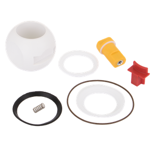 Banjo Dry-Mate 1 1/2 in. and 2 in. Male Rebuild Kit