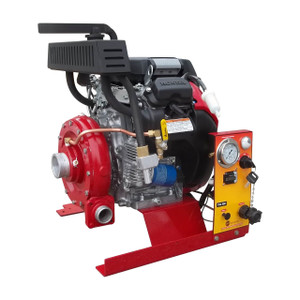 C.E.T. 20 HP Honda-Powered Pressure and Volume Mid-Range Pump