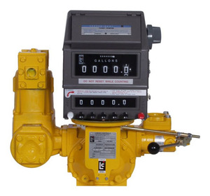 Liquid Controls M5 Series 1 1/2 in. Flanged 60 GPM Aviation Meters