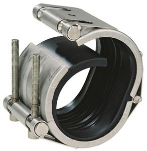 Dixon Straub Open-Flex 1L Stainless Steel Pipe Couplings