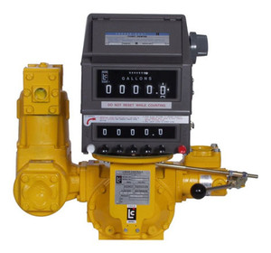 Liquid Controls M7 Series 2 in. Flanged 100 GPM Aviation Meters