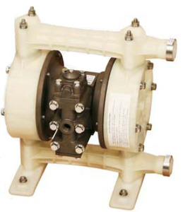 Liquidynamics DEF 49 GPM Double Diaphragm Pump