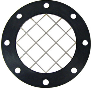 Dixon 4 in. TTMA Gasket With Stainless Steel Screen