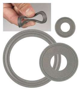 Rubber Fab TUF-STEEL® Gaskets