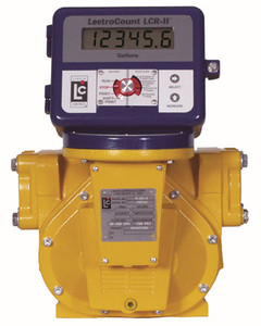Liquid Controls M25 Series 3 in. Flanged 300 GPM Aviation Meters