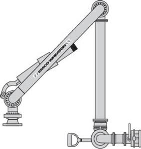 Emco Wheaton E2313 A-Frame All Pipe Loader