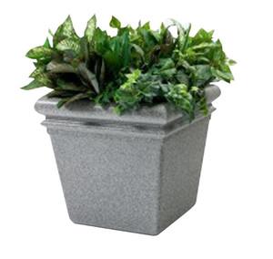 "Commercial Zone StoneTec 18"" Planter"