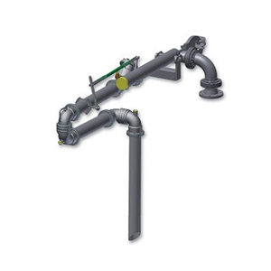Emco Wheaton E2112 Scissor Style Top Loading Arm