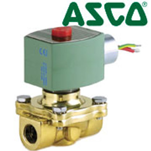 ASCO 8210 Two-Way Normally Open Explosion Proof Solenoid Valve