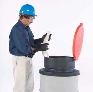 UltraTech International 0460 Ultra-Drum Funnels, Open Head