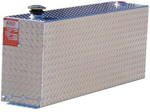 38 Gallon DOT Aluminum Rectangular Transfer Tank