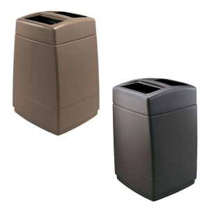 Commercial Zone 55 Gallon Waste Container