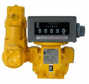 Liquid Controls M10 Series 2 in. Flanged 150 GPM Meters