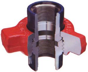 Kemper Valve Figure 1002 Threaded Hammer Unions
