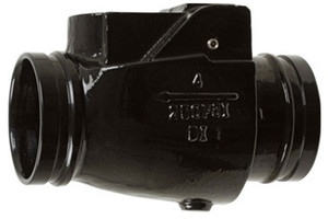 Smith Cooper Ductile Iron Swing Check Valve -Grooved