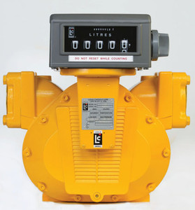Liquid Controls M30 Series 4 in. Flanged 350 GPM Meters