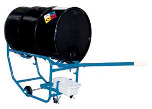 Vestil Revolving Drum Cart
