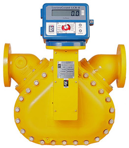 Liquid Controls M60 Series 4 in. Flanged 600 GPM Meters