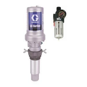 Graco LD Series 5:1 Air-Powered Oil Pumps & FREE Filter Regulator