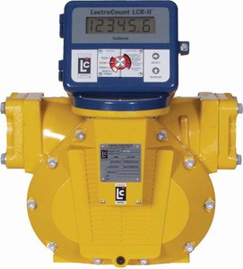 Liquid Controls M40 Series 4 in. Flanged 450 GPM Meters