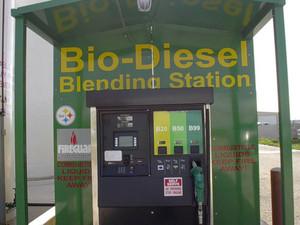 Woody Bio-Diesel 5,000 Gallon Blending Stations