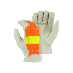 Majestic High Visibility Driver Gloves