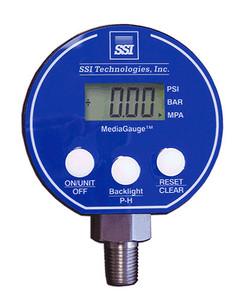 SSI MG-9V 3 in. Digital Pressure Gauge