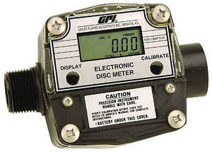 GPI FM300H Chemical Meter Parts