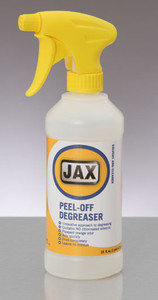 JAX Peel Off Degreaser