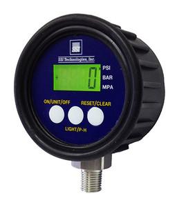 SSI MGA-9V 2 1/2 in. Digital Pressure Gauge