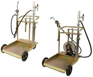 Liquidynamics Mobile Heavy-Duty Cart System