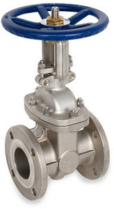 Sharpe Stainless Steel API 603 Full Port OS&Y Gate Valve - 150 lbs Flanged
