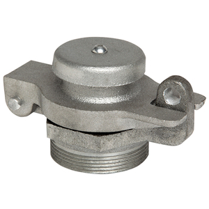 Clay & Bailey 234 Series Aluminum Locking Fill Cap with Vent