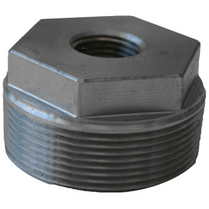 Morrison Bros. 184S Stainless Steel Double Tapped Bushings