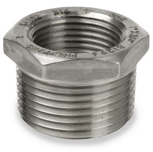 Smith Cooper 150# Cast 316 Stainless Steel Hex Bushing