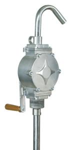Fuelworks Heavy Duty Rotary Hand Pump w/ Hose - 1 Gal per 10 Rev