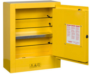 Justrite Mini Portable Safety Cabinet