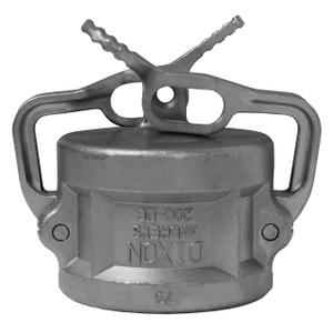 Dixon Stainless Steel Lockable Dust Caps
