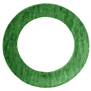 JME 150# Fiber Ring Gasket - 1/16 in. Thickness