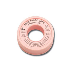 Gasoila Thred Tape - Pink for H2O