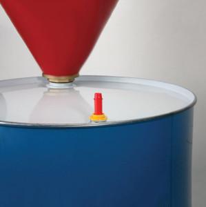 Justrite 08530 Vertical Drum Polyethylene Popup Gauge