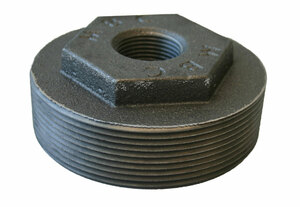 Morrison Bros. 184 Series Cast Iron Double Tapped Bushing