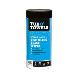 Gasoila Tub-O Towels® Stainless Steel Wipes