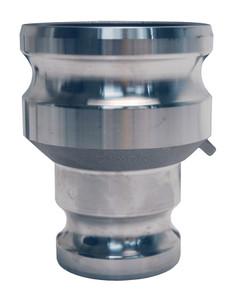 Dixon Stainless Steel Increasing/Reducing Cam & Groove Spool Adapter