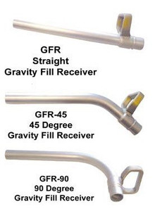 FloMAX Diesel Fuel Gravity Fill Tubes